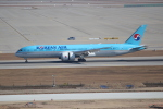OMAさんが、仁川国際空港で撮影した大韓航空 787-9の航空フォト(写真)
