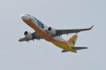 kuro2059さんが、香港国際空港で撮影したセブパシフィック航空 A320-214の航空フォト(飛行機 写真・画像)