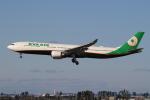 kunimi5007さんが、仙台空港で撮影したエバー航空 A330-302の航空フォト(写真)