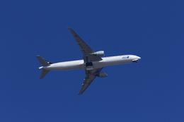 littlewingさんが、龍ケ崎飛行場で撮影した全日空 777-381/ERの航空フォト(飛行機 写真・画像)