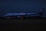 Sugikiyoさんが、岡山空港で撮影した全日空 A321-272Nの航空フォト(写真)