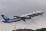 endress voyageさんが、岡山空港で撮影した全日空 767-381/ERの航空フォト(写真)