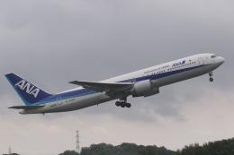 endress voyageさんが、岡山空港で撮影した全日空 767-381/ERの航空フォト(飛行機 写真・画像)