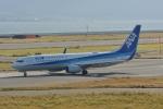 qooさんが、関西国際空港で撮影した全日空 737-881の航空フォト(写真)
