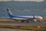 qooさんが、関西国際空港で撮影した全日空 767-381/ERの航空フォト(写真)