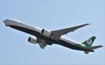 鉄バスさんが、関西国際空港で撮影したエバー航空 777-36N/ERの航空フォト(写真)