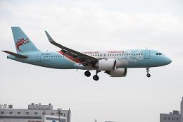 xingyeさんが、瀋陽桃仙国際空港で撮影した長竜航空 A320-251Nの航空フォト(飛行機 写真・画像)