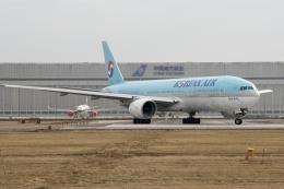 xingyeさんが、瀋陽桃仙国際空港で撮影した大韓航空 777-2B5/ERの航空フォト(飛行機 写真・画像)
