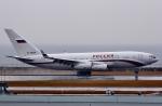 SKY TEAM B-6053さんが、中部国際空港で撮影したロシア航空 Il-96-300の航空フォト(写真)