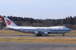 KAZFLYERさんが、成田国際空港で撮影した中国国際貨運航空 747-4FTF/SCDの航空フォト(飛行機 写真・画像)