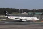 KAZFLYERさんが、成田国際空港で撮影した中国国際航空 A330-243の航空フォト(写真)