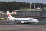 KAZFLYERさんが、成田国際空港で撮影した中国国際航空 737-89Lの航空フォト(飛行機 写真・画像)