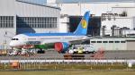 saoya_saodakeさんが、成田国際空港で撮影したウズベキスタン航空 787-8 Dreamlinerの航空フォト(写真)