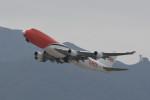 kuro2059さんが、香港国際空港で撮影したASLエアラインズ・ベルギー 747-4HAF/ER/SCDの航空フォト(飛行機 写真・画像)