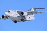 ハルモンさんが、三沢飛行場で撮影した航空自衛隊 C-2の航空フォト(飛行機 写真・画像)