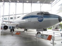 いぶちゃんさんが、ボーイングフィールドで撮影したアメリカ航空宇宙局 737-130の航空フォト(飛行機 写真・画像)