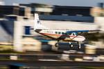 NCT310さんが、調布飛行場で撮影したアジア航測 208 Caravan Iの航空フォト(写真)