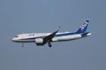 KAZFLYERさんが、成田国際空港で撮影した全日空 A320-271Nの航空フォト(飛行機 写真・画像)
