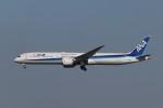 KAZFLYERさんが、成田国際空港で撮影した全日空 787-10の航空フォト(飛行機 写真・画像)
