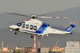あきらっすさんが、名古屋飛行場で撮影したオールニッポンヘリコプター AW139の航空フォト(写真)