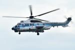 あきらっすさんが、大磯港で撮影した海上保安庁 EC225LP Super Puma Mk2+の航空フォト(飛行機 写真・画像)