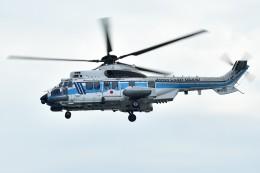 あきらっすさんが、大磯港で撮影した海上保安庁 EC225LP Super Puma Mk2+の航空フォト(写真)