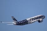 m_aereo_iさんが、中部国際空港で撮影したフィンエアー A350-941XWBの航空フォト(写真)