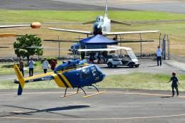 あきらっすさんが、双葉滑空場で撮影したジャネット 206B JetRanger IIIの航空フォト(写真)