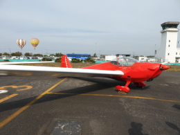 たにやん99さんが、岡南飛行場で撮影した日本航空学園 SF-25C Falkeの航空フォト(飛行機 写真・画像)