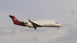raichanさんが、成田国際空港で撮影したAPEXエアラインズ CRJ-200の航空フォト(飛行機 写真・画像)
