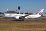 yabyanさんが、伊丹空港で撮影した日本航空 787-8 Dreamlinerの航空フォト(写真)