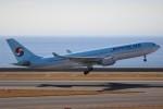 ドラパチさんが、中部国際空港で撮影した大韓航空 A330-223の航空フォト(写真)