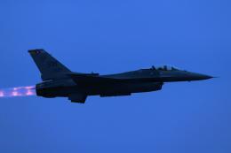 AkiChup0nさんが、ペンサコーラ海軍航空ステーションで撮影したアメリカ空軍 F-16CJ Fighting Falconの航空フォト(飛行機 写真・画像)