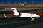なごやんさんが、中部国際空港で撮影したトルコ政府 G500/G550 (G-V)の航空フォト(飛行機 写真・画像)