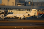 ぽんさんが、高松空港で撮影したユタ銀行 Gulfstream G650 (G-VI)の航空フォト(写真)