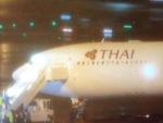 るかりおさんが、羽田空港で撮影したタイ国際航空 A330-343Xの航空フォト(飛行機 写真・画像)