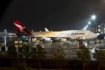 JA1118Dさんが、羽田空港で撮影したカンタス航空 747-438/ERの航空フォト(飛行機 写真・画像)