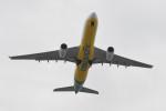 kuro2059さんが、香港国際空港で撮影したセブパシフィック航空 A330-343Xの航空フォト(飛行機 写真・画像)