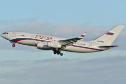 Wings Flapさんが、中部国際空港で撮影したロシア航空 Il-96-300の航空フォト(飛行機 写真・画像)