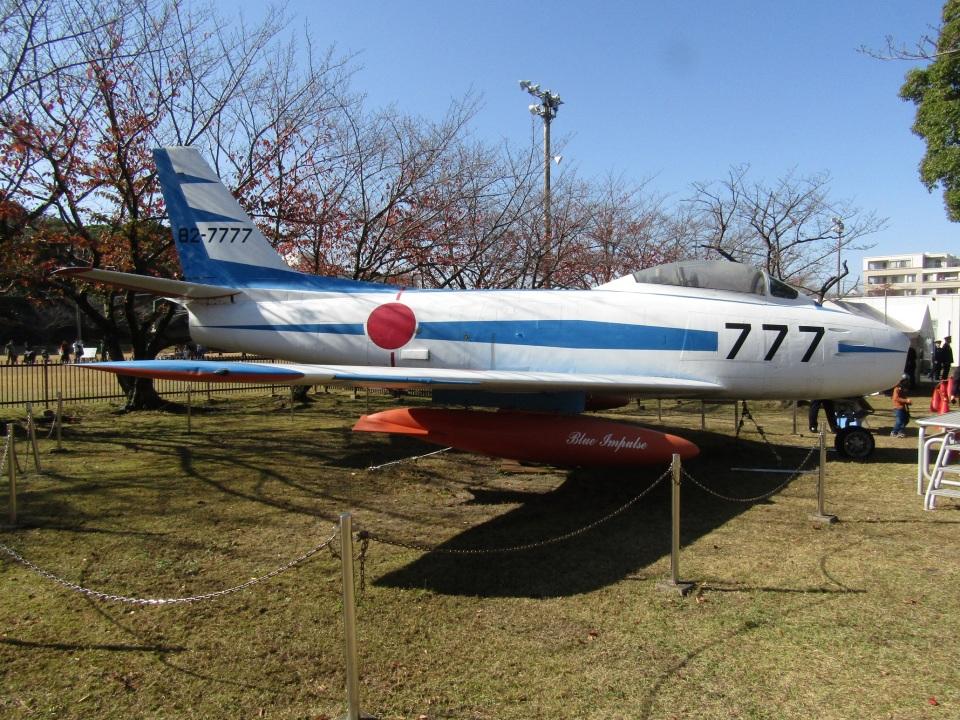 commet7575さんの航空自衛隊 Mitsubishi F-86 Sabre  (82-7777) 航空フォト