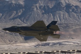 atskikuさんが、ネリス空軍基地で撮影したロッキード・マーティン F-35A Lightning IIの航空フォト(飛行機 写真・画像)