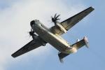 おふろうどさんが、岩国空港で撮影したアメリカ海軍 C-2A Greyhoundの航空フォト(飛行機 写真・画像)