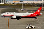 フリューゲルさんが、羽田空港で撮影した上海航空 787-9の航空フォト(写真)