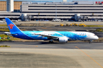 フリューゲルさんが、羽田空港で撮影した中国南方航空 787-9の航空フォト(写真)