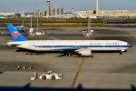 フリューゲルさんが、羽田空港で撮影した中国南方航空 777-31B/ERの航空フォト(写真)