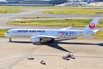 フリューゲルさんが、羽田空港で撮影した日本航空 A350-941XWBの航空フォト(写真)