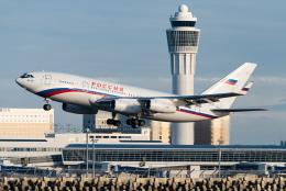 pinama9873さんが、中部国際空港で撮影したロシア航空 Il-96-300の航空フォト(飛行機 写真・画像)