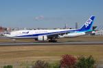 yabyanさんが、伊丹空港で撮影した全日空 777-281/ERの航空フォト(写真)