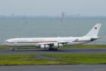 よっしぃさんが、羽田空港で撮影したドイツ空軍 A340-313Xの航空フォト(写真)