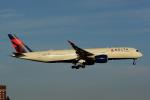 banshee02さんが、成田国際空港で撮影したデルタ航空 A350-941XWBの航空フォト(写真)
